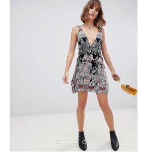 Me to You Mini Dress